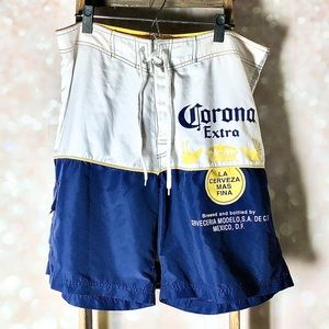 Corona Men's Swim Board Shorts
